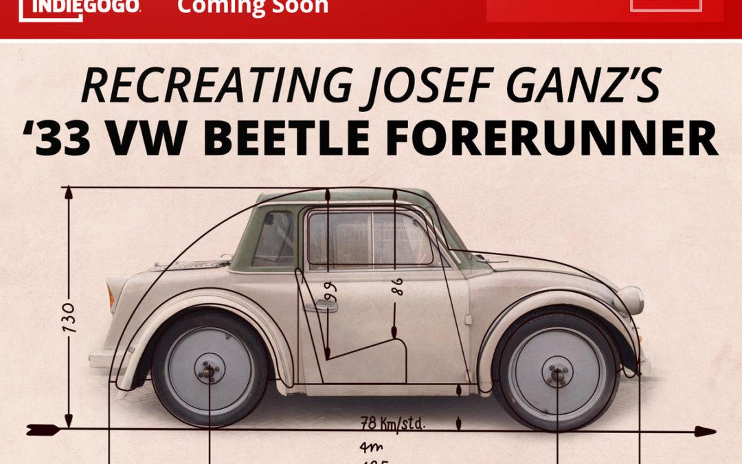 Porsche of Ganz, wie is de ontwerper van de Kever?